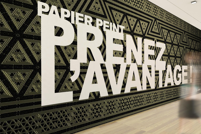 Coptos : Papier Peint Personnalisé, Prenez l'avantage !